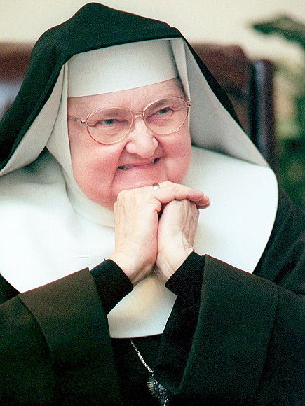 Mother Angelica, Founder of Catholic TV Empire EWTN, Dies at 92 http://www.people.com/article/mother-angelica-ewtn-founder-dead-92