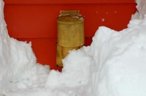 Think You Know All There Is to Know About Shoveling Snow?: Checklist of Areas Easily Overlooked While Shoveling: Dryer Vents, Etc.