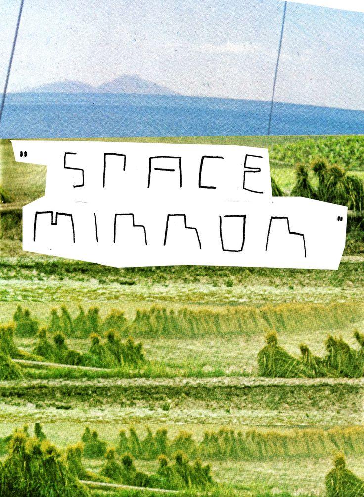 Agnieszka Piksa, Space mirror, 2013, kolaż cyfrowy, dzięki uprzejmości artystki. Spojrzenia 2015 - VII edycja | Zachęta - Deutsche Bank. http://artimperium.pl/wiadomosci/pokaz/652,spojrzenia-2015-vii-edycja-zacheta-deutsche-bank#.VeR1X_ntmko