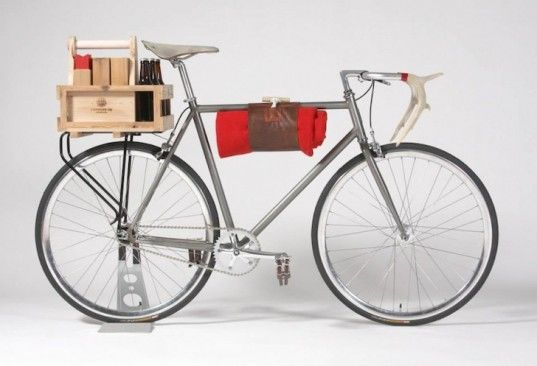 Antler Handlebars Add Hipster Flair to Picnic-Ready Lumburr Bicycle | Inhabitat - Sustainable Design Innovation, Eco Architecture, Green Building