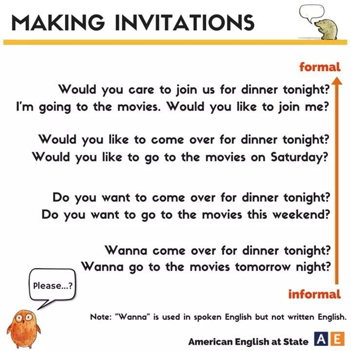 13 best to learn english images on pinterest learn english hellolearnenglishwithantriparto how to make invitations in english stopboris Image collections