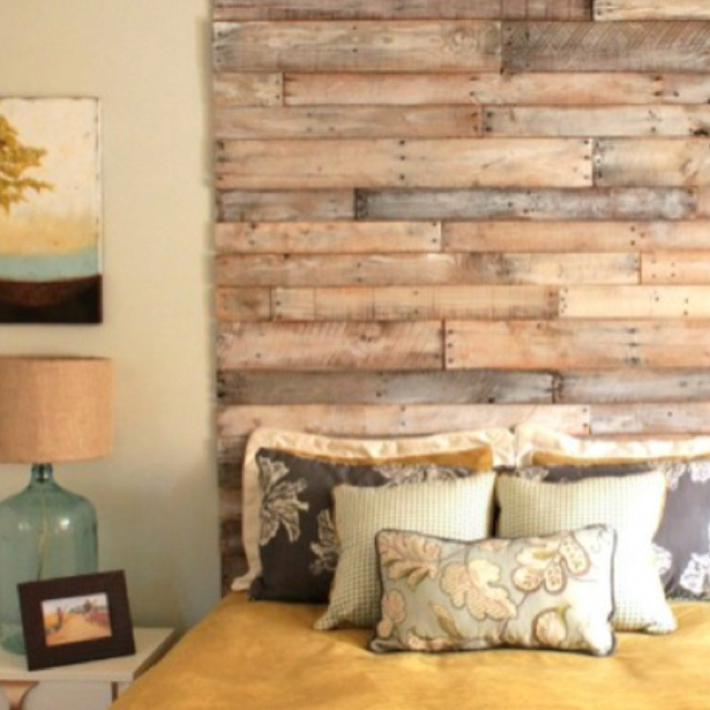 59 Incredibly Simple Rustic Décor Ideas That Can Make Your: 30 Best Style :: Barn Wood Headboards Images On Pinterest