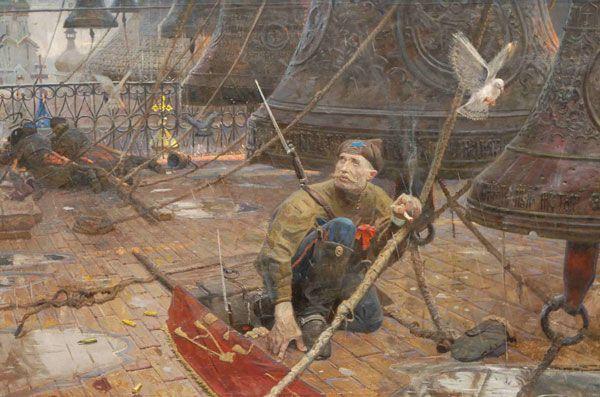 Павел Рыженко «Удар колокола»