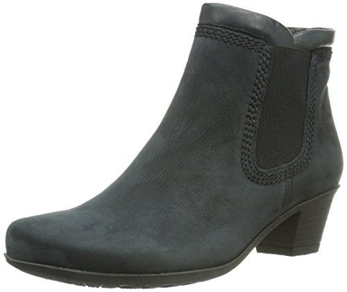 Ankle boots, navy