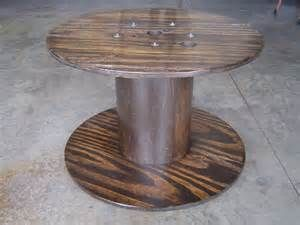 wooden cable spools - Bing Images