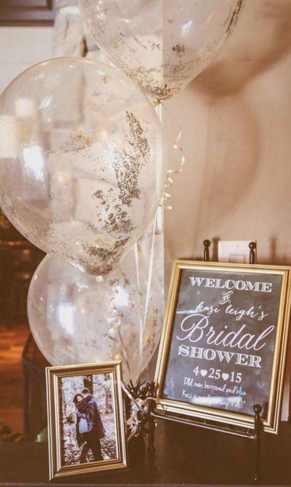 Bridal Shower Decoration Ideas Part - 38: Top 20 Bridal Shower Ideas Sheu0027ll Love