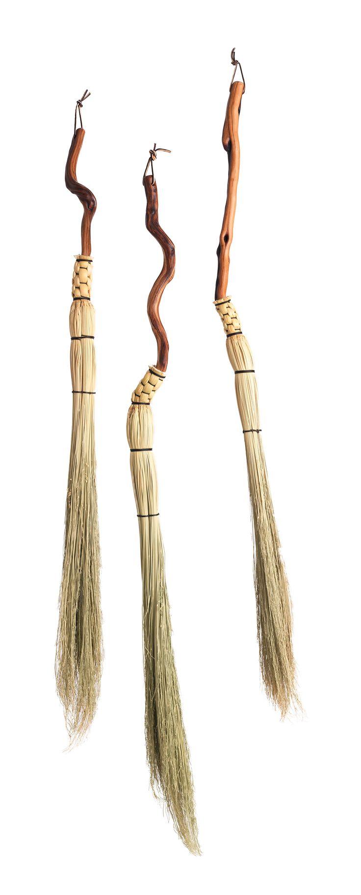 manzanita handle cobwebber brooms manzanita brooms pinterest