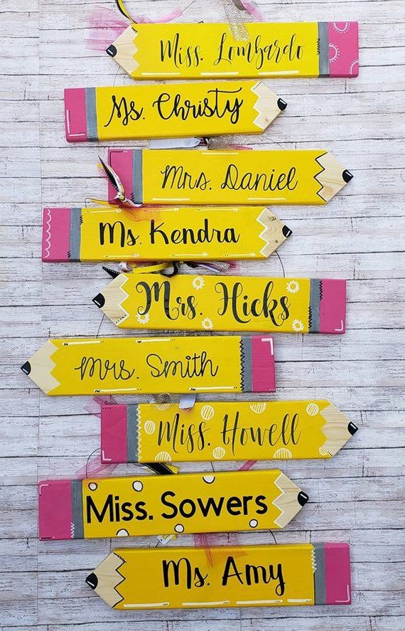 Personalised First Day At School  Sign Handmade Wooden Keepsake Gift Present