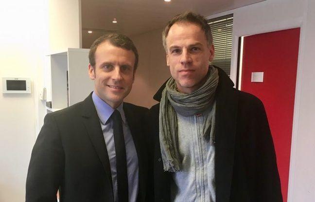 Candidat du parti de Robert Hue, Sébastien Nadot se retire et soutient Emmanuel Macron
