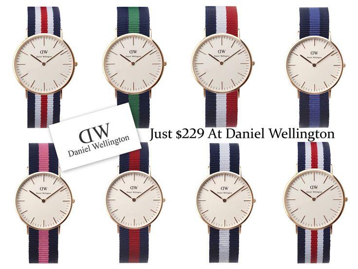 Daniel wellington discount coupons
