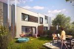 Nové domy Praha 10 - Štěrboholy | Rodinné domy | FINEP