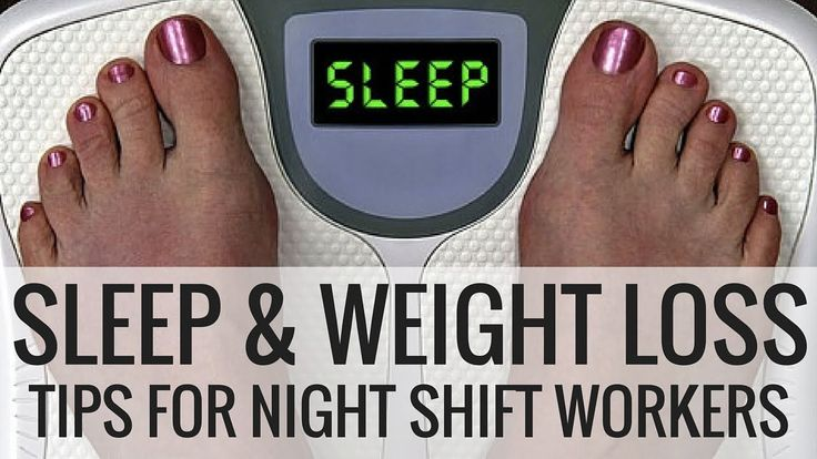 Sleep and Weight Loss Tips for Night Shift Workers - Get a free new workout or weight loss training every Thursday. Subscribe now!