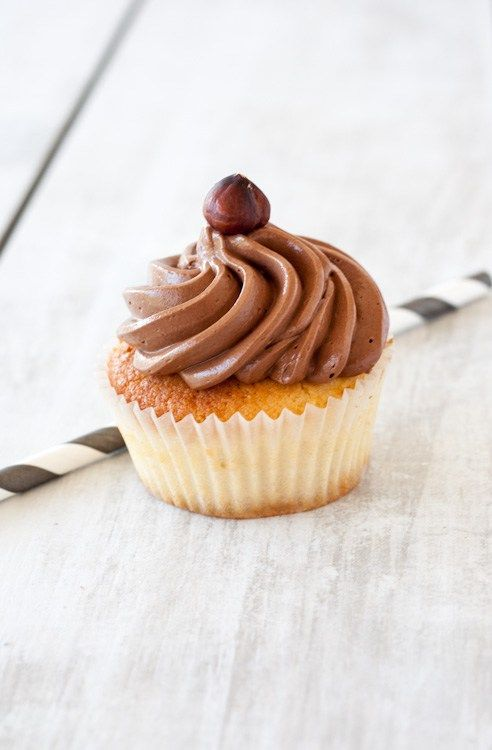 cupcake vanille et nutella4