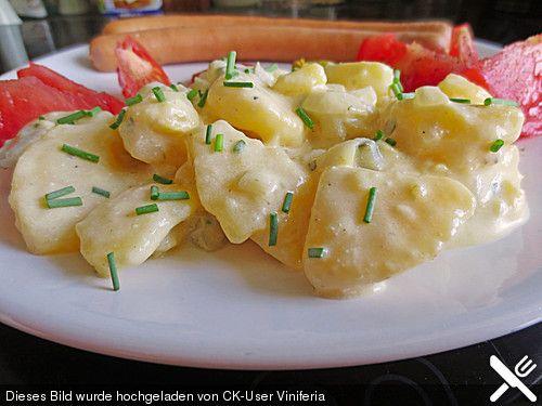 Kartoffelsalat, ein raffiniertes Rezept aus der Kategorie Fleisch & Wurst. Bewertungen: 113. Durchschnitt: Ø 4,5.
