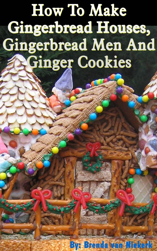 17 best images about gingerbread cookie recipe on for How to make best gingerbread house