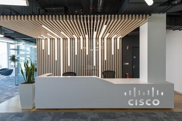 Administratívne priestory spoločnosti Cisco, Bratislava | Archinfo.sk