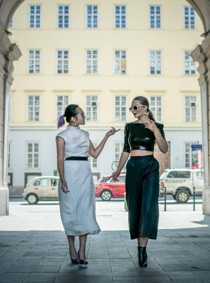 Style: Csilla Laczik (Lama fashion) Photo: István Marosvölgyi (M 86 photo art)