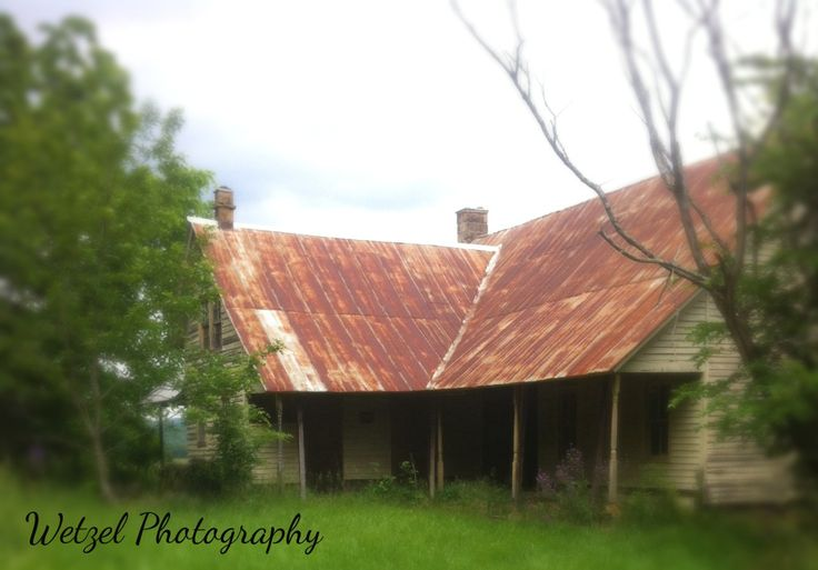Old and rustic