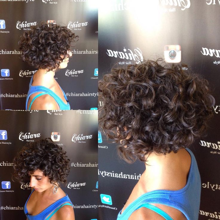 """Mary.... #curlybob...nice styling by  Sebastian professional ... Cut and #styling for #curly #hair...#summer  #style ..#hairstyle  #hairdressing  #wow…"""