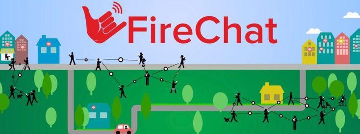 Apps - Aplicaciones: FireChat, el WhatsApp anónimo que no necesita conexión a internet. Noticias de Tecnología