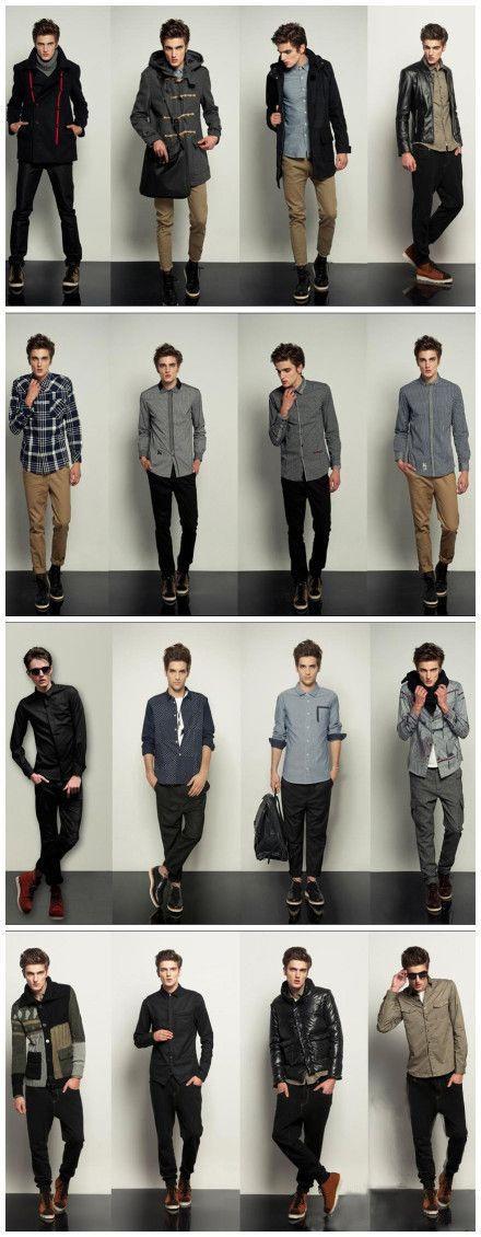 Formas de vestir con estilo para hombres