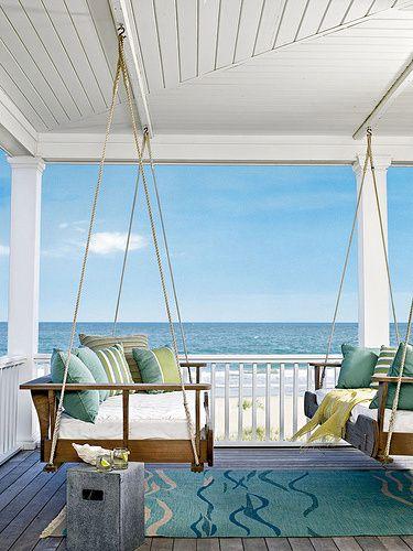 ♥ porch swing