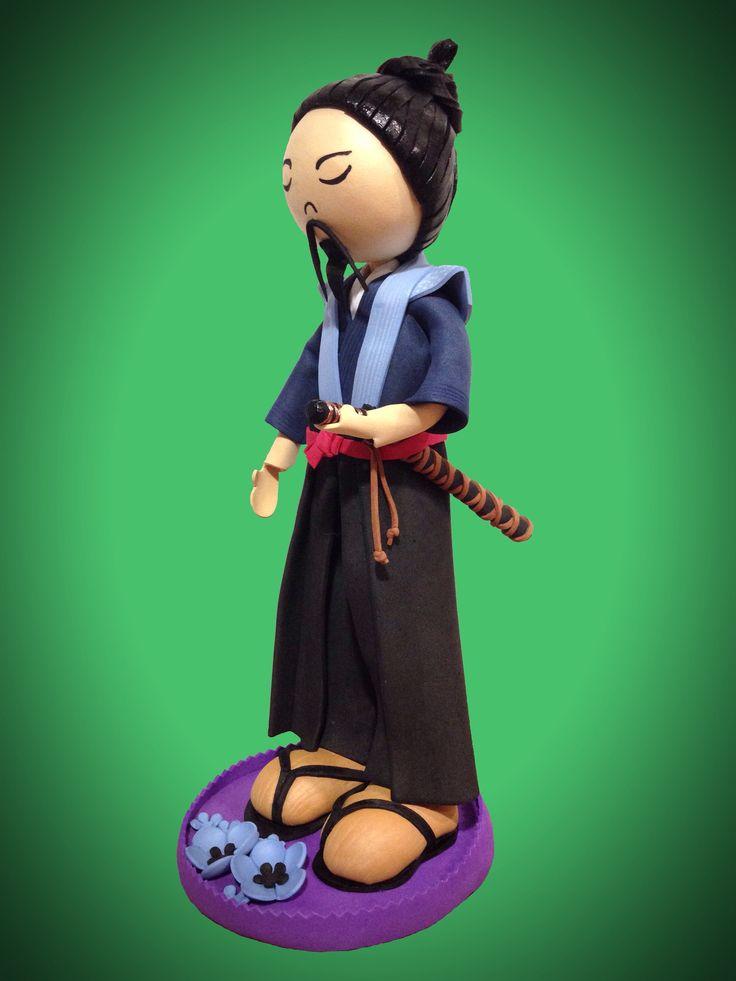 Fofucho samurai