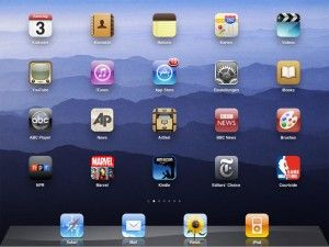 Managing Apps on the iPad mini