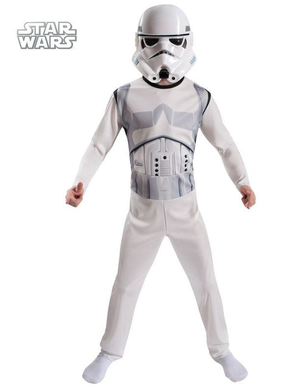 Storm Trooper Child Costume