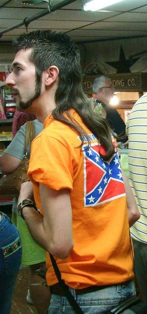 Redneck Mullet