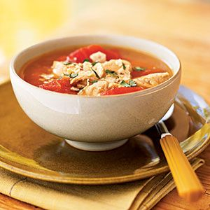 25 Comforting Chicken Soup Recipes | Chipotle Chicken Tortilla Soup | CookingLight.com