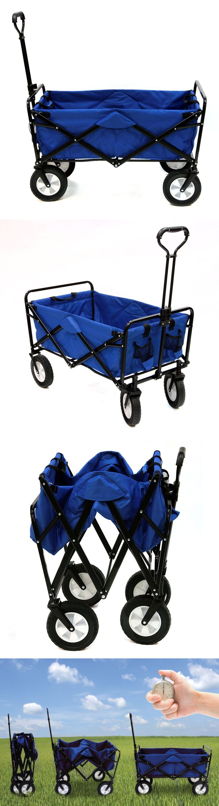 The 25 best ideas about beach cart on pinterest beach for Folding fishing cart