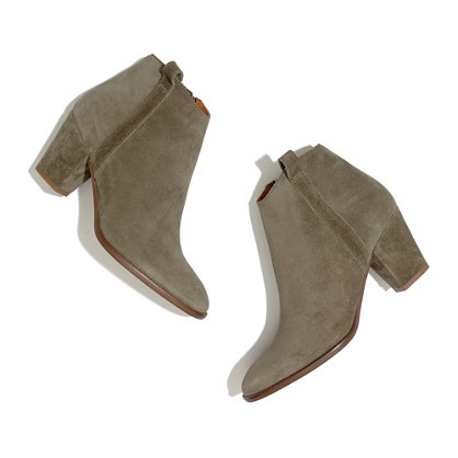 If you don't have an ankle boot in this color, then hurry up and get a pair.  Invest in these so they'll last forever.  These look great with dresses, skirts, skinny jeans....: 208 Madewell, Billie Boot Madewell Com, Ugg Boots, Alexander Mcqueen Shoes, Boots Discount, Clothing Shoes, Boot 208 00