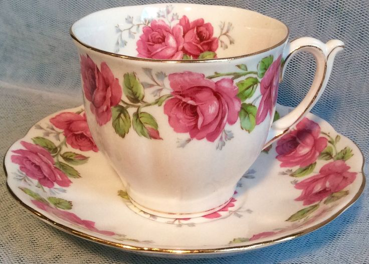 Pretty in Pink-Bell Teacup and Saucer by PrettyPinkAddiction on Etsy https://www.etsy.com/au/listing/563916627/pretty-in-pink-bell-teacup-and-saucer