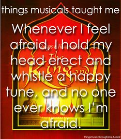 The King and I ~ Things Musicals Taught Me, ~ ☮ Broadway Musical Quotes ☮