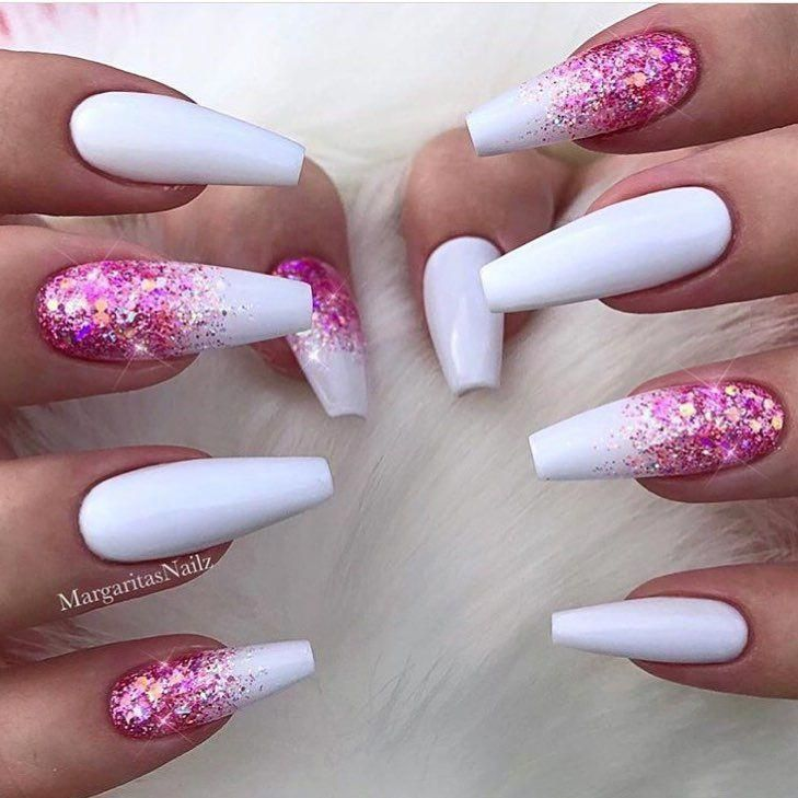 schlicht acrylic nails which are amazing! #schlichtacrylicnails