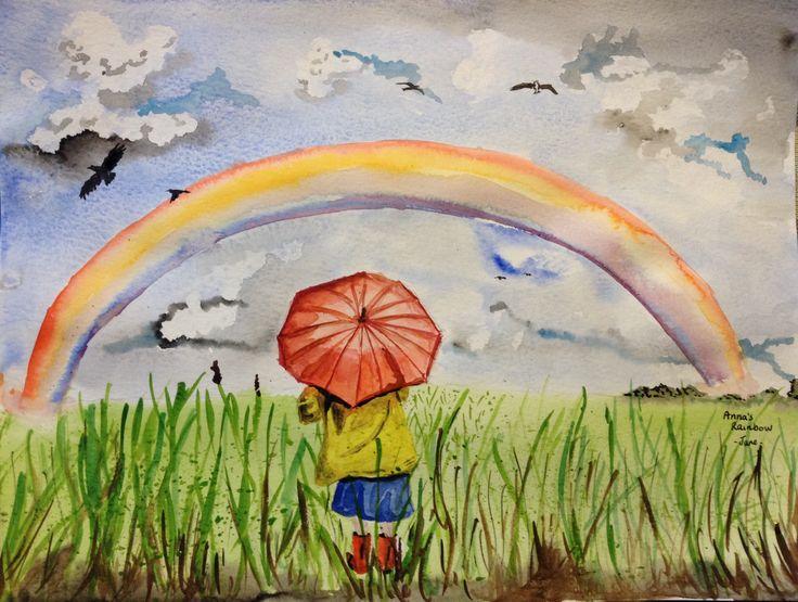 Anna's Rainbow