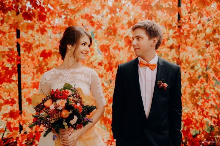 Aranjamente florale pentru o nuntă de toamnă