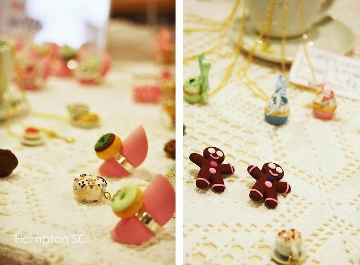 Nómada Market Madrid - Navidad 2012 #merenguesweet #market #sweet