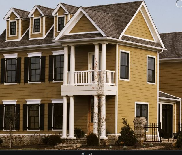 47 Best Vinyl Siding Images On Pinterest