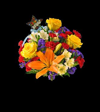 Find This Pin And More On Hy Birthday Flowers Send Fresh Online With Same Next Day Delivery