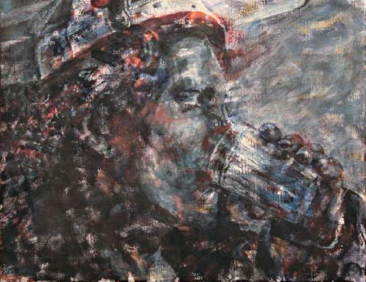 """Юрий Ермоленко, """"Запорожский Орел 2"""", (проект """"МЕТАФИЗИЧЕСКИЙ ПЕЙЗАЖ ЗАПОРОЖЬЯ"""", 10.10 - 22.10.2010, остров Хортица, пионерский лагерь """"Чайка""""), 2010, холст, акрил, 70х90 см. #YuryErmolenko #еrmolenko #ЮрийЕрмоленко #ермоленко #yuryermolenko #юрийермоленко #юрийермоленкохудожник #юрiйєрмоленко #ЮрiйЄрмоленко #єрмоленко #rapanstudio #modernart #fineart #contemporaryart #painting #impressive #expressive #colorful #art #picture #живопись  #современноеискусство #искусство #zaporozhye #запорожье"""