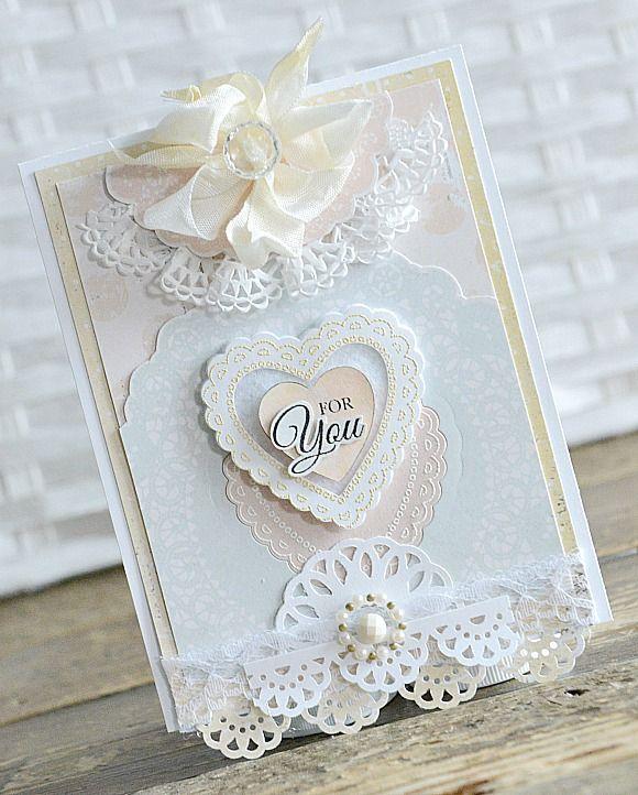 Поздравление днем, скрапбукинг открытка на бумажную свадьбу