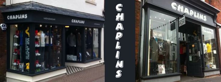 Chaplins - Gentleman's Boutique Sheep Market