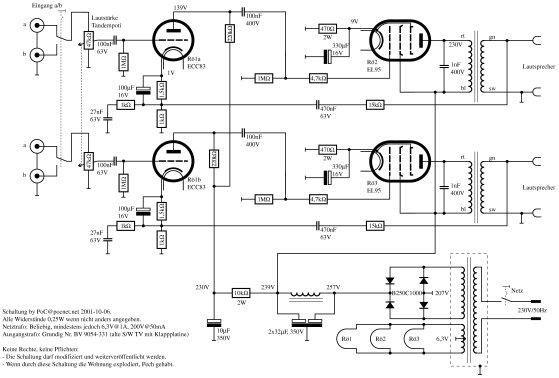 Pin van Digitsoppo Sunya op BuizenVersterker-schema's
