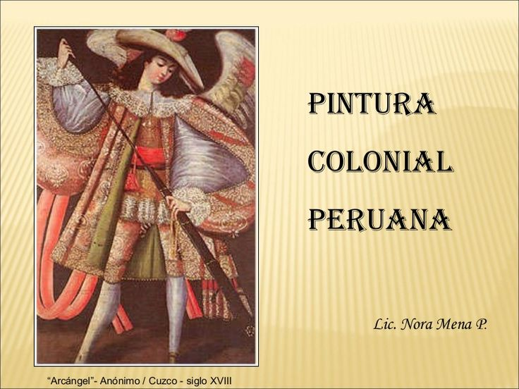 pintura-colonial-peruana-7023192 by Nmenap via Slideshare