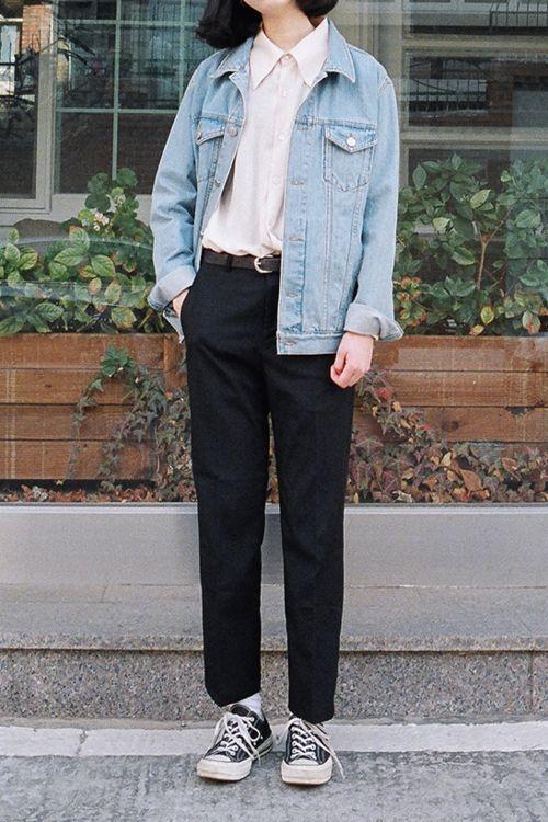 Fashion & S(e)oul ♥ 패션 & 서울 | via Tumblr