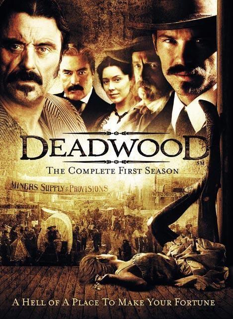 Deadwood (2004-) EEUU - DVD SERIES 167