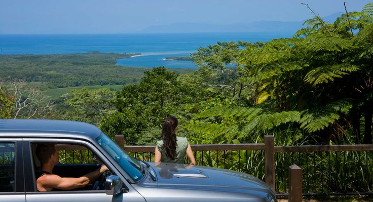 Take a roadtrip on the Great Barrier Reef Drive