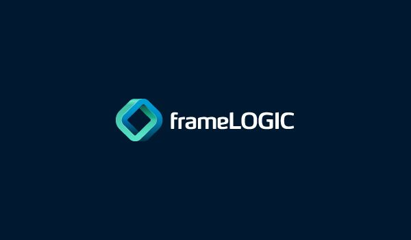 frameLOGIC / Rebranding by Necon , via Behance